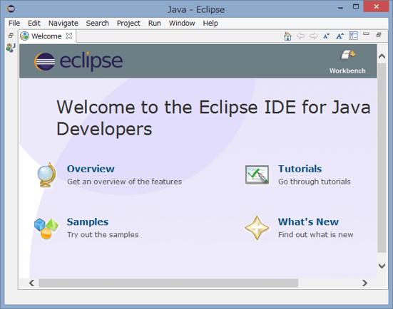 Eclipseの起動3