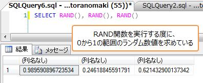 RAND関数